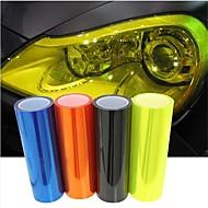 Car light membrane translucent membrane heterochrosis membrane scrub rear light film 60cm*30cm