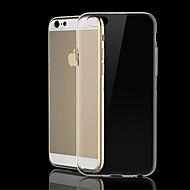 df átlátszó pc hátlap tok iPhone 6
