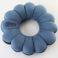 1 pcs Velvet Travel Pillow,Floral Others