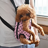 Lovely Bowknot Pattern Front Backpack Bag Pet Carrier for Dogs