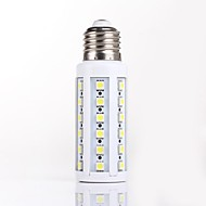 XM E26/E27 6 W 44 SMD 5050 450-550lm LM Natural White T Decorative Corn Bulbs AC 220-240 / AC 110-130 V