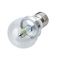 Круглые лампы ( Прохладный белый , Декоративный ) - 4 W- E26/E27