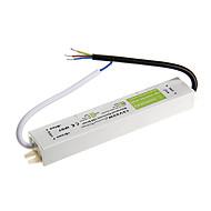 1.67A 20W DC 12V auf AC 90-250 V wasserdicht Eisen elektronische LED-Treiber