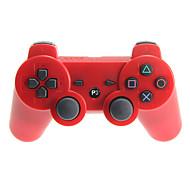 PS3를위한 블루투스 듀얼 쇼크 3 무선 컨트롤러