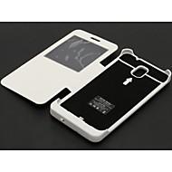 externe batterij oplader geval voor Samsung Galaxy Note 3 (4200mAh)