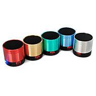 B04 MiNi Bluetooth Speaker Micro SD TF USB Mic Portable Handfree for iPhone Samsung and Other Cellphone(Assorted Color)