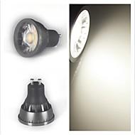 dimbara spotlights / par lampor GU10 7 w 5 cob 350-400 lm svalt vitt par 220-240 V växelström