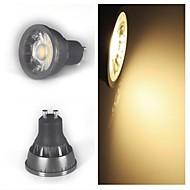 GU10 - 5 W- Par - Spotlights/PAR-pærer (Warm White , Mulighet for demping) 350-400 lm- AC 220-240