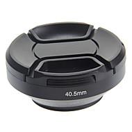 40.5mm métallique objectif grand-angle et vidéo pour Sony SEL 16-50 / NEX-6 / Nikon V1