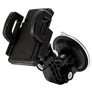 XP-F 360 Rotating Car Universal Mobile Phone Holder Bracket Adjustable for iPhone Samsung HTC and Other