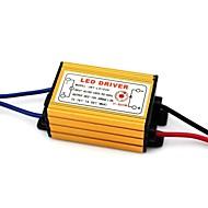 AC 100-240 V DC 2-13v (1-3) x1w LED Driver mennyezet transzformátor tápegység