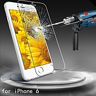 Fingerprint & Water & Oil Resistant Ultra-thin Tempered Glass Screen Protector for iPhone 6