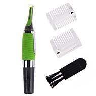 микро сенсорный макс батарейным питанием мужчины триммер Бритва удаление волос с светом водить