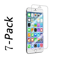 [7-Pack] High Quality Anti-fingerprint Screen Protector for iPhone 6