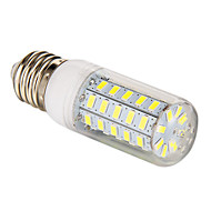E26/E27 10 W 48 SMD 5730 1000 LM Natural White T Corn Bulbs AC 220-240 V