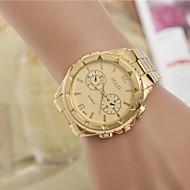 Women's Fashion Rhinestones Number Steel Belt Quartz Wrist Watch Cool Watches Unique Watches