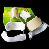 Full Body / Stopa Obsługuje Separatory Toe & Bunion Pad Ugniatanie Shiatsu Wsparcie / Korektor postawy Regulowane Dynamics