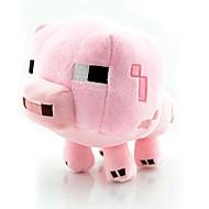 bébé cochon minecraft jouet de peluche