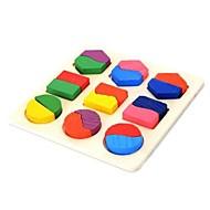 geometrisk figur tre utdanning leketøy for barn