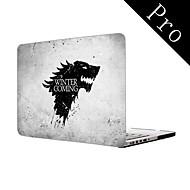 """se acerca el invierno caja de plástico protectora diseño de cuerpo completo para el MacBook Pro de 13 """"/ 15"""" (no retina)"""
