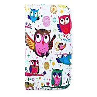 Bird Patterns Leather Full Body Case for Samsung Galaxy S3 I9300