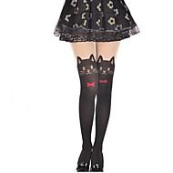 Strümpfe/Strumpfhosen Niedlich Lolita Prinzessin Lolita Accessoires Strümpfe einfarbig Schleife Für