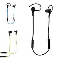 iphone6 / 6plus / 5S / 4S / 5, 삼성 S4 / 5 HTC와 휴대 전화 (모듬 색상)에 대한 sportstyle 스테레오 블루투스 이어폰