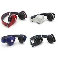 RHP03 On Ear Bass Stereo Headphone with Microphone