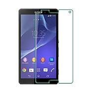 præmie hærdet glas skærm beskyttelsesfilm til Sony Xperia z3 mini m55w