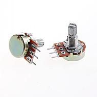 WH148 Type Single Unit Potentiometer - B5K  (5 PCS)
