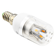 daiwl E14는 4w 10xsmd 5730 280lm 2500-3500k 따뜻한 하얀 빛 옥수수 전구를 주도 (교류 85-265V)