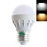 Zweihnder E26/E27 3 W 5 SMD 5630 280 LM Warm White/Cool White G Decorative Globe Bulbs AC 85-265 V