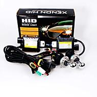 12V 55W H4 Hid Xenon High / Low Conversion Kit 6000K