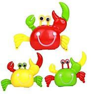 krabbe vind-up legetøj (farve tilfældig)