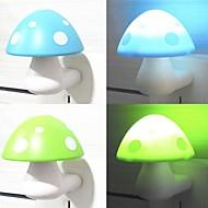 LED Mushroom Induction  Night Light(Random Color)