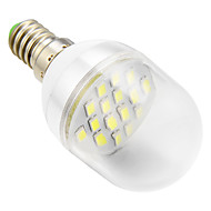E14 4 W 16 SMD 5730 280 LMCool/Warm White Globe Bulbs AC 220-240 V