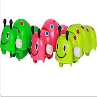 caterpillar vind-up legetøj (farve tilfældig)