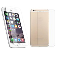 2.5D Front and Back Premium Tempered Glass Screen Protective Film for iPhone 6