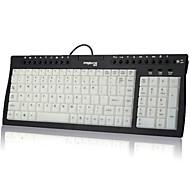 Pravix KB9805 Luminous Wired Gaming Keyboard