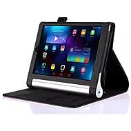 """tarjeta de bolsillo correa de mano Funda de piel desmontable para 10.1 """"yoga lenovo tablet 2 1050F tableta"""