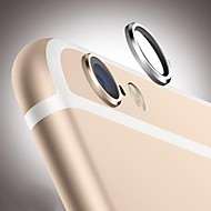 Rear Camera Glass Lens Metal Protective Hoop Ring Guard Circle Cover Case Protector for iPhone 6
