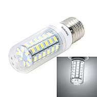 Marsing E26/E27 10 W 56 SMD 5730 800-900 LM Cool White Corn Bulbs AC 220-240 V