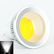 MORSEN GU10 5 W 1 COB 350-400 LM Cool White MR16 Dimmable Spot Lights AC 220-240 V