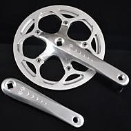 mixim 52 tooths sykling kranksett for folding sykler bmx road sykler