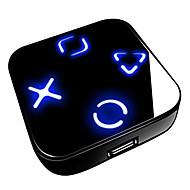 qi ele mo jing 4 portas expansão de alta velocidade USB 2.0 hub (0.8m)