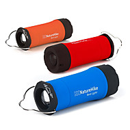 Lanterns & Tent Lights 3 Mode 100 Lumens AAA Camping/Hiking/Caving / Traveling / Multifunction - Others , Blue / Orange / Red Plastic