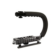 cc-vh02 videa rukojeť stabilizátor steadycam ruční grip pro Canon Nikon Sony DSLR fotoaparáty Mini DV kamery