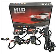 Carking ™ 12V 35W H4 H / L 8000K White Light Kit HID Xenon