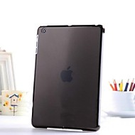 Ultra-Thin Transparent Crystal PC Protect Holster for iPad 2/3/4