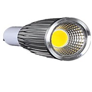 9W GU10 Spot LED MR16 1 COB 700-750 lm Blanc Froid AC 85-265 V